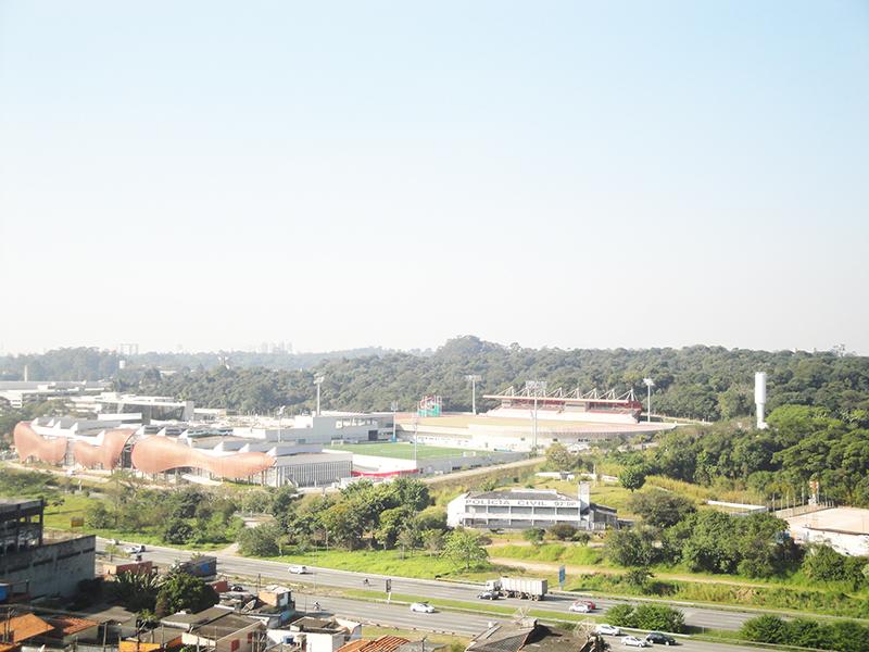 Jabaquara, Apartamento Padrão-Vista da sacada