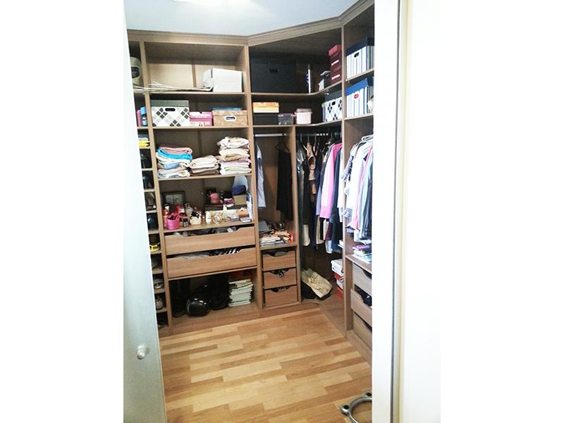 Ipiranga, Apartamento Padrão-4º Dormitório transformado em closet