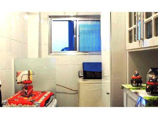 Sacomã, Apartamento Padrão-Cozinha com armário.