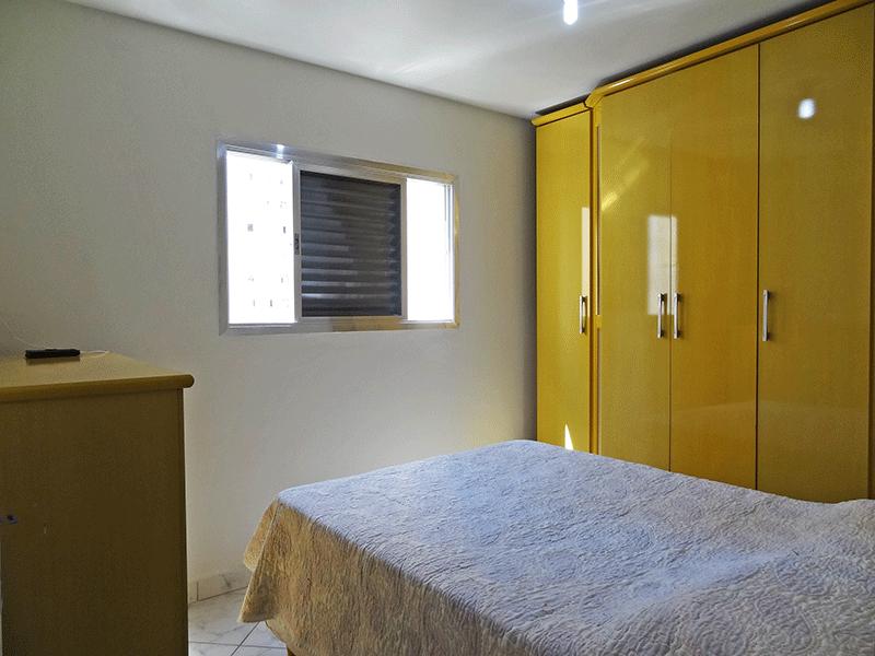 Sacomã, Apartamento Padrão-1º dormitório com piso de cerâmica.