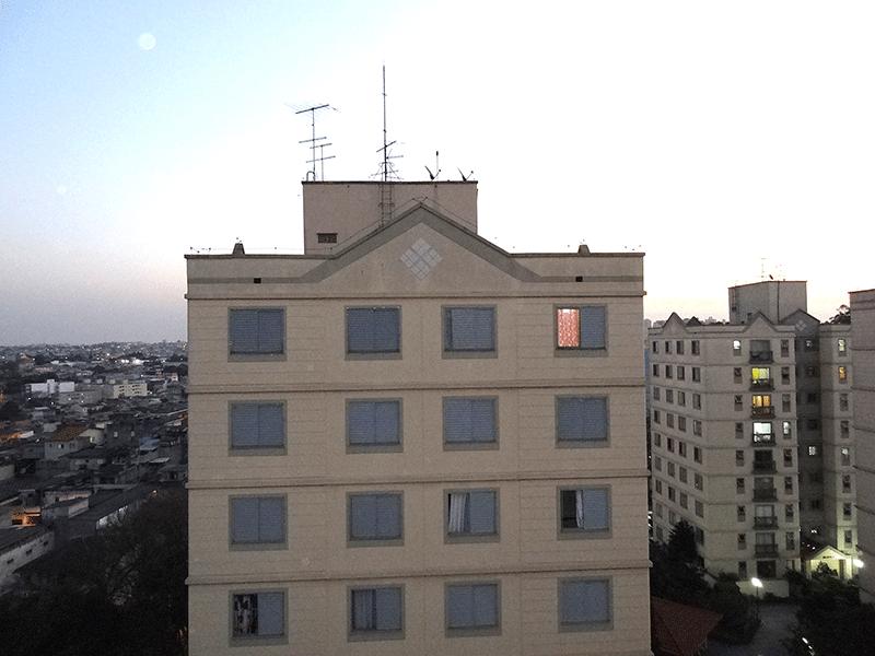 Sacomã, Apartamento Padrão-Vista da sala.