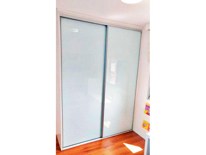 Jabaquara, Apartamento Padrão-2º Quarto com piso de laminado e armários planejados.