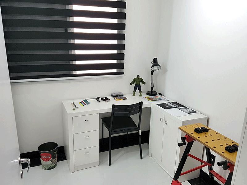 Ipiranga, Apartamento Padrão-2º dormitório com piso de porcelanato.