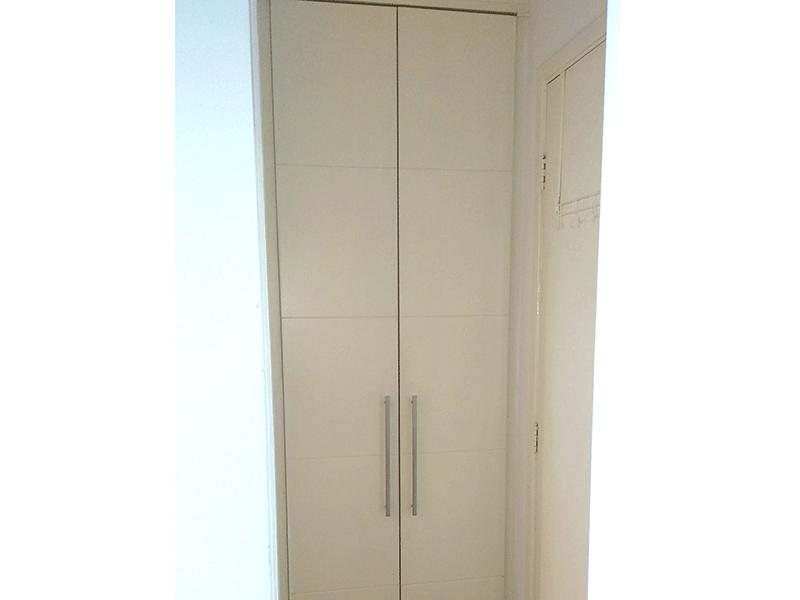 Sacomã, Apartamento Padrão-Armário embutido na sala.