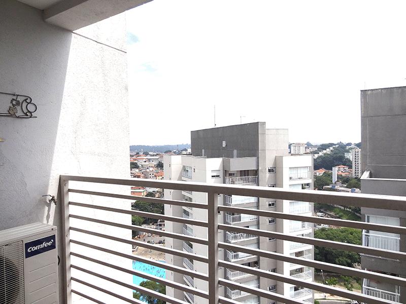 Jabaquara, Apartamento Padrão-Sacada com piso de cerâmica.