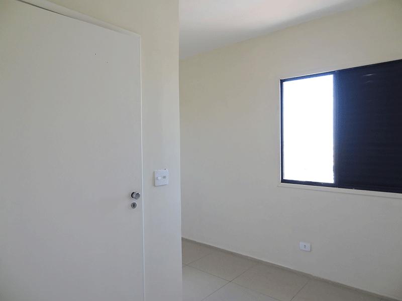 Jabaquara, Cobertura Duplex-1º dormitório ampliado com piso de porcelanato (dep. de empregada transformado em dormitório ampliado).