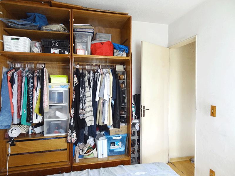 Sacomã, Apartamento Padrão-1º dormitório com piso laminado.