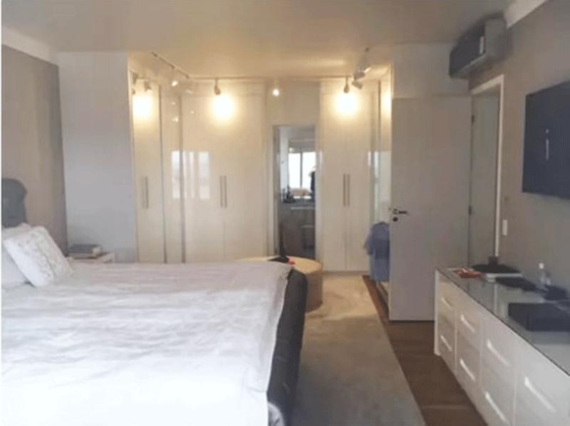Ipiranga, Cobertura Duplex-1º suíte com piso de madeira, ar condicionado e closet