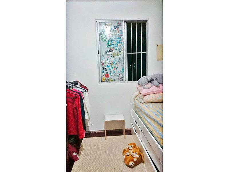 Sacomã, Apartamento Padrão-2º dormitório com piso de taquinho.