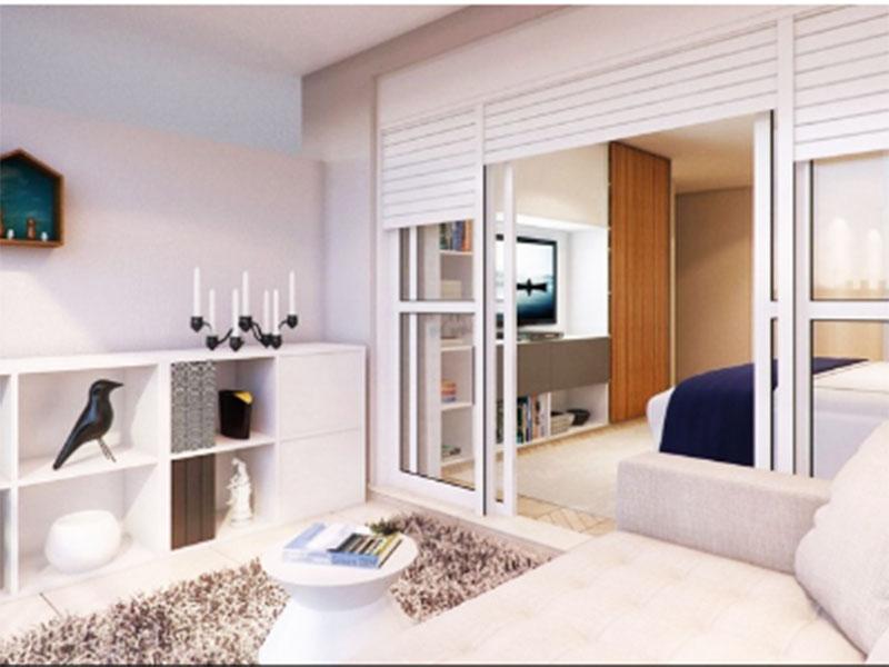 Ipiranga, Apartamento Padrão-Apartamento novo no conta piso (Fotos do decorado).