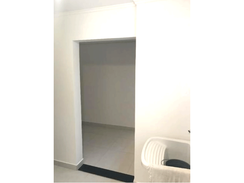 Jabaquara, Apartamento Padrão-Área de serviço com piso de porcelanato