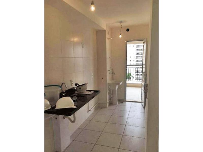 Ipiranga, Apartamento Padrão-Cozinha com piso de cerâmica (Fotos apartamento padrão).