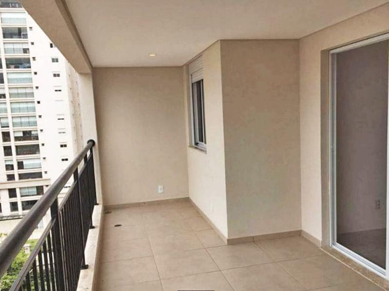 Ipiranga, Apartamento Padrão-Varanda com piso de cerâmica (Fotos apartamento padrão).