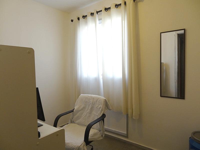 Jabaquara, Apartamento Padrão-3º dormitório com piso de carpete.