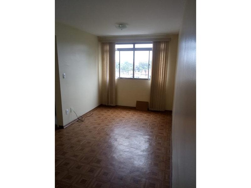 Jabaquara, Apartamento Padrão - Sala com dois ambientes e piso de cerâmica.