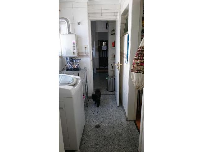 Ipiranga, Cobertura Duplex-Área de serviço com piso de granito e aquecedor de passagem.