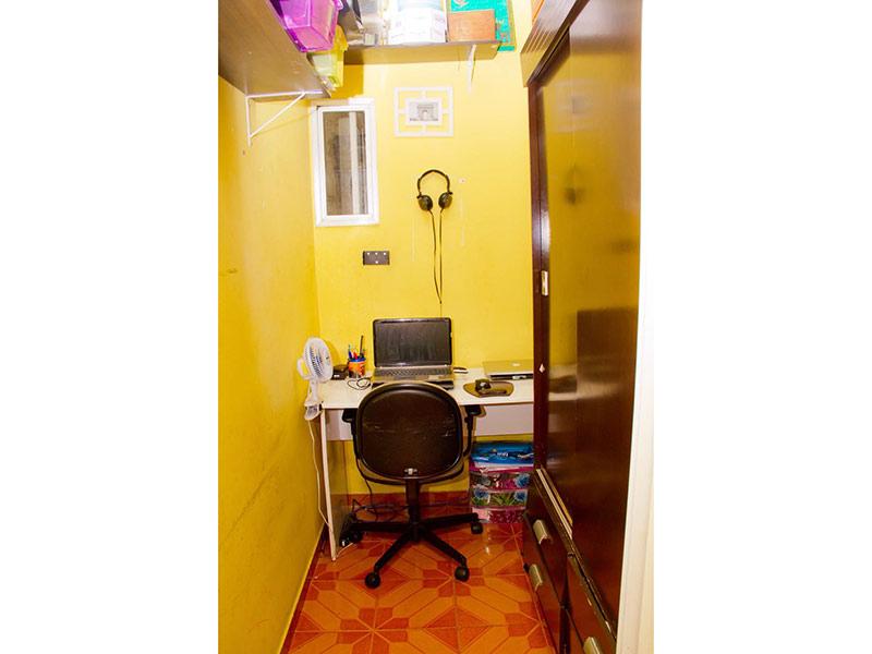 Jabaquara, Apartamento Padrão-3º opcional com piso de cerâmica.