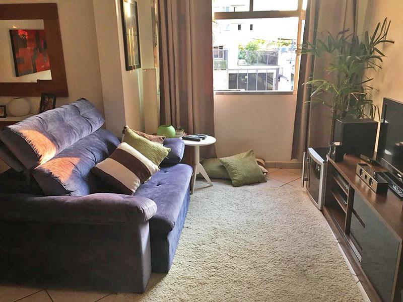 Sacomã, Apartamento Padrão - Sala irregular com piso de cerâmica.