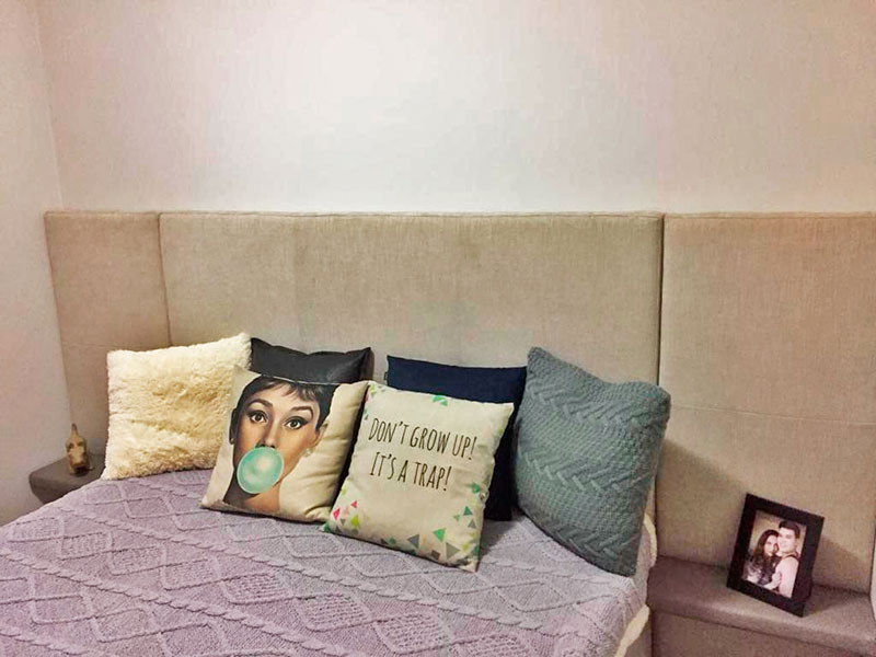 Ipiranga, Apartamento Padrão-Suite com piso de porcelanato.