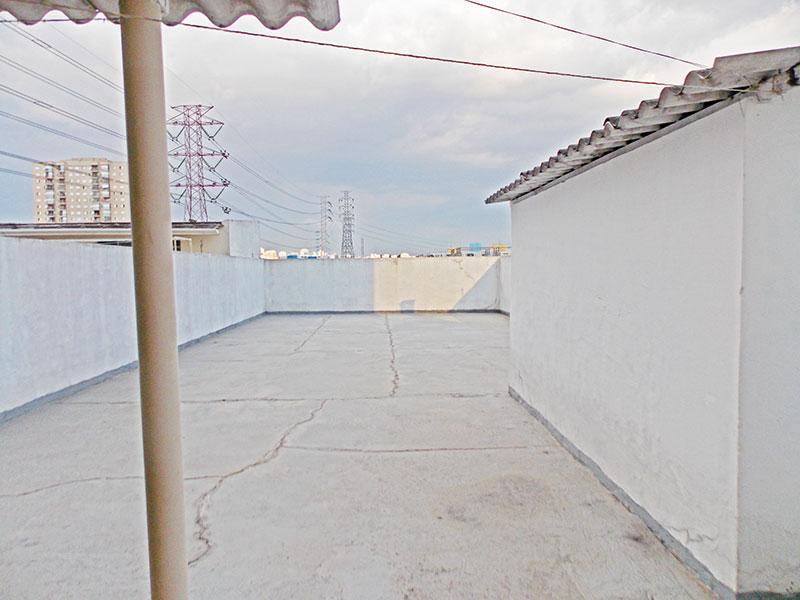 Ipiranga, Apartamento Padrão-Terraço no contrapiso.
