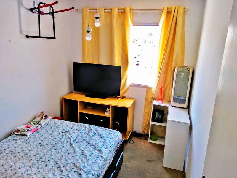 Sacomã, Apartamento Padrão-2º Quarto com piso de laminado.