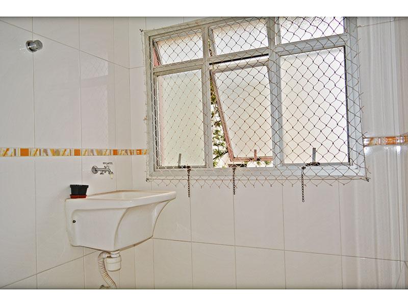 Jabaquara, Apartamento Padrão-Área de serviço com piso de cerâmica