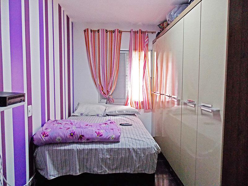 Sacomã, Apartamento Padrão-Suíte com piso de cerâmica.