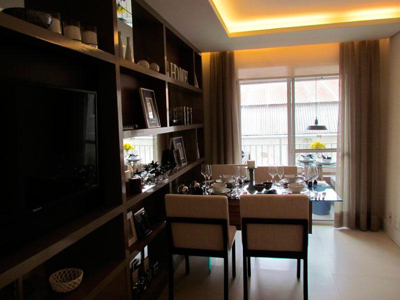 Sacomã, Apartamento Padrão - Apartamento novo (fotos do decorado).