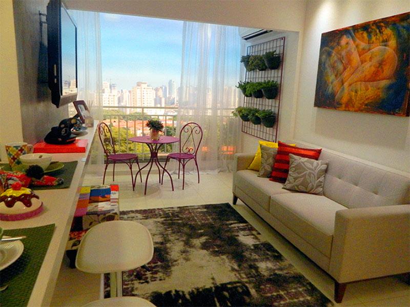 Ipiranga, Apartamento Padrão - Apartamento novo (Fotos do decorado).