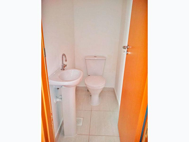 Ipiranga, Apartamento Padrão-Lavabo com piso de cerâmica.
