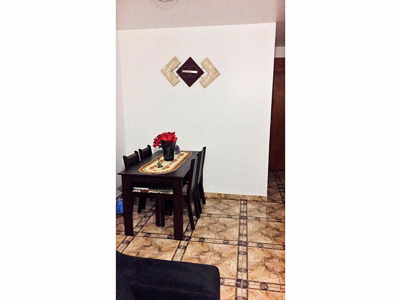 Sacomã, Apartamento Padrão-Sala com piso de cerâmica e acesso a varanda.