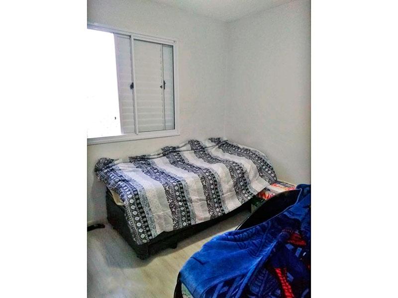 Sacomã, Apartamento Padrão-3º Quarto com piso laminado.