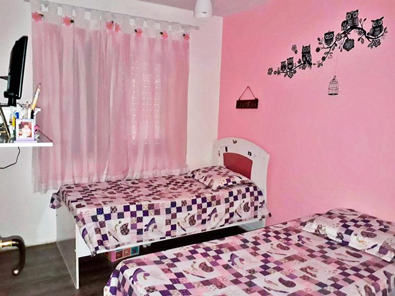 Sacomã, Apartamento Padrão-2º Quarto com piso laminado.