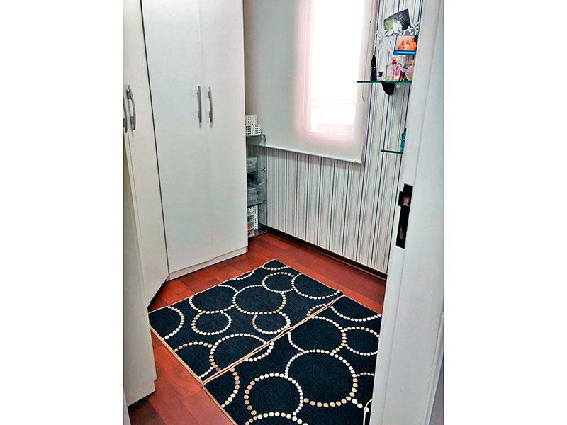 Ipiranga, Apartamento Padrão-3º Quarto com piso de tacão.