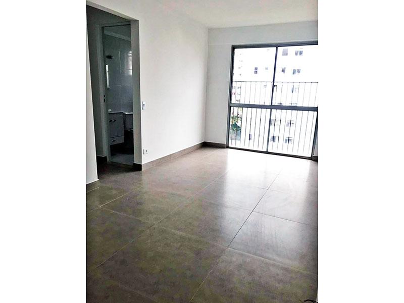 Sacomã, Apartamento Padrão-Sala com piso de cerâmica.