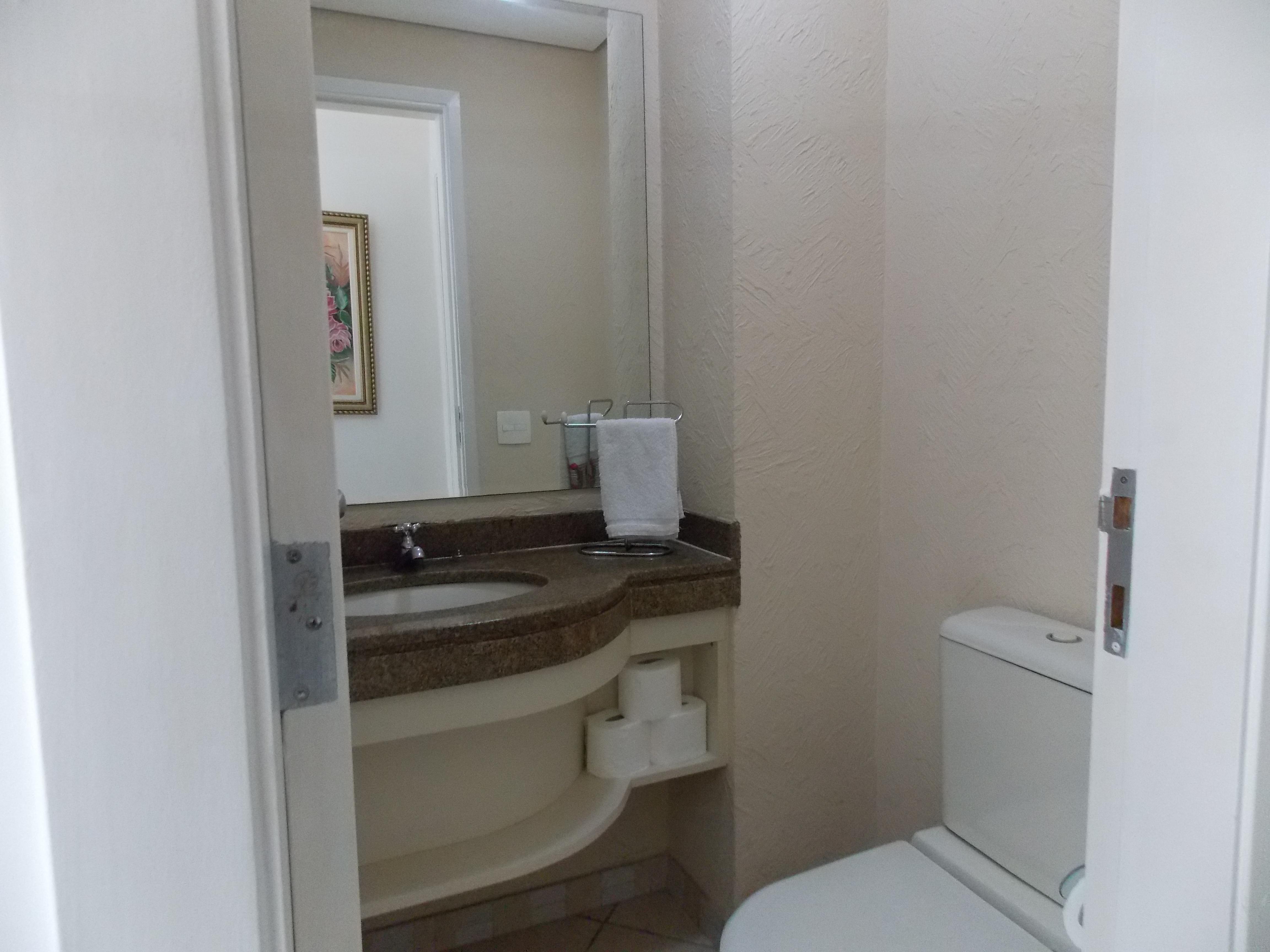 Jabaquara, Apartamento Padrão-Lavabo com pia de granito