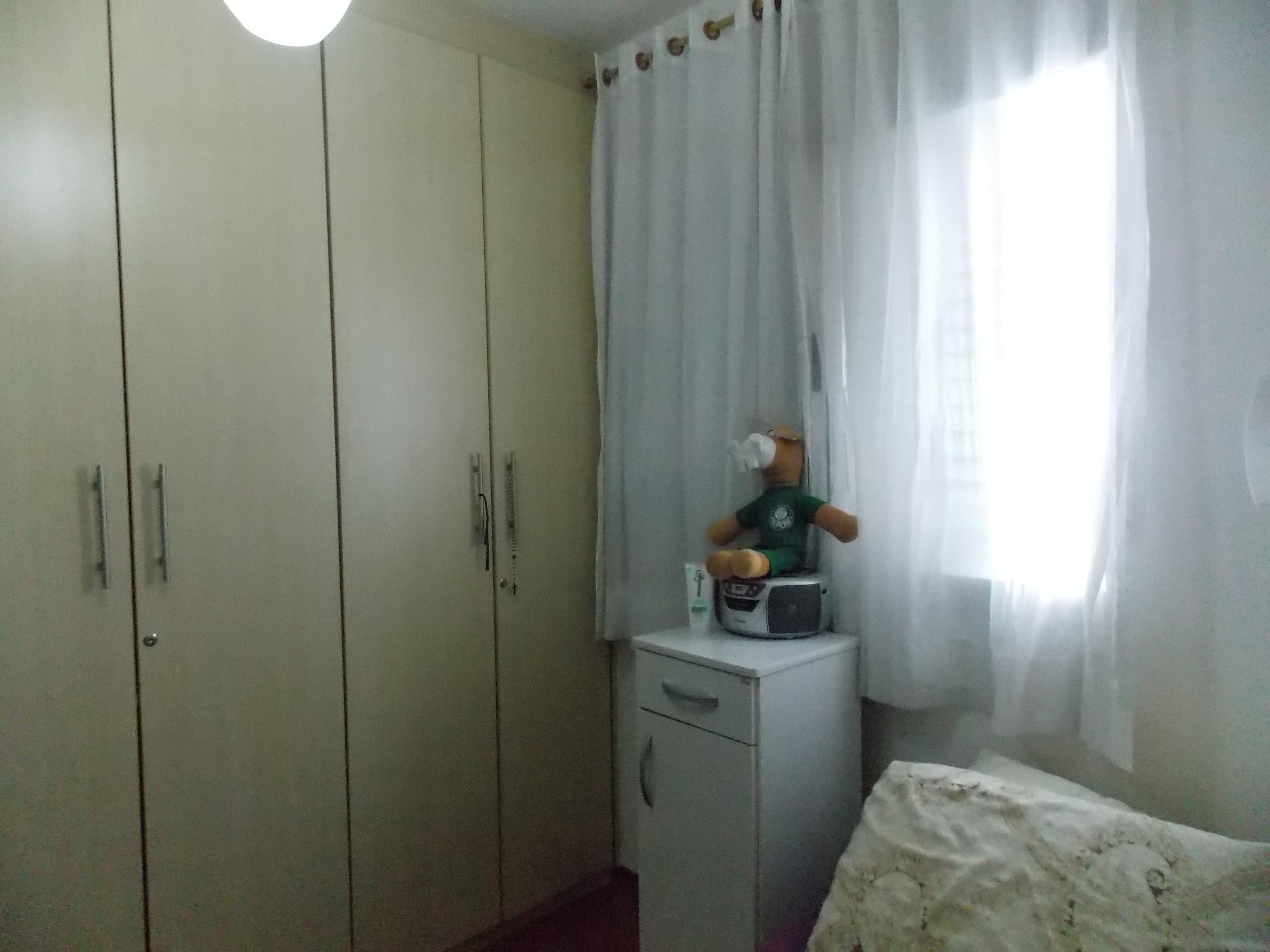 Jabaquara, Apartamento Padrão-3º Dormitório com piso de laminado, moldura de gesso e armários planejados