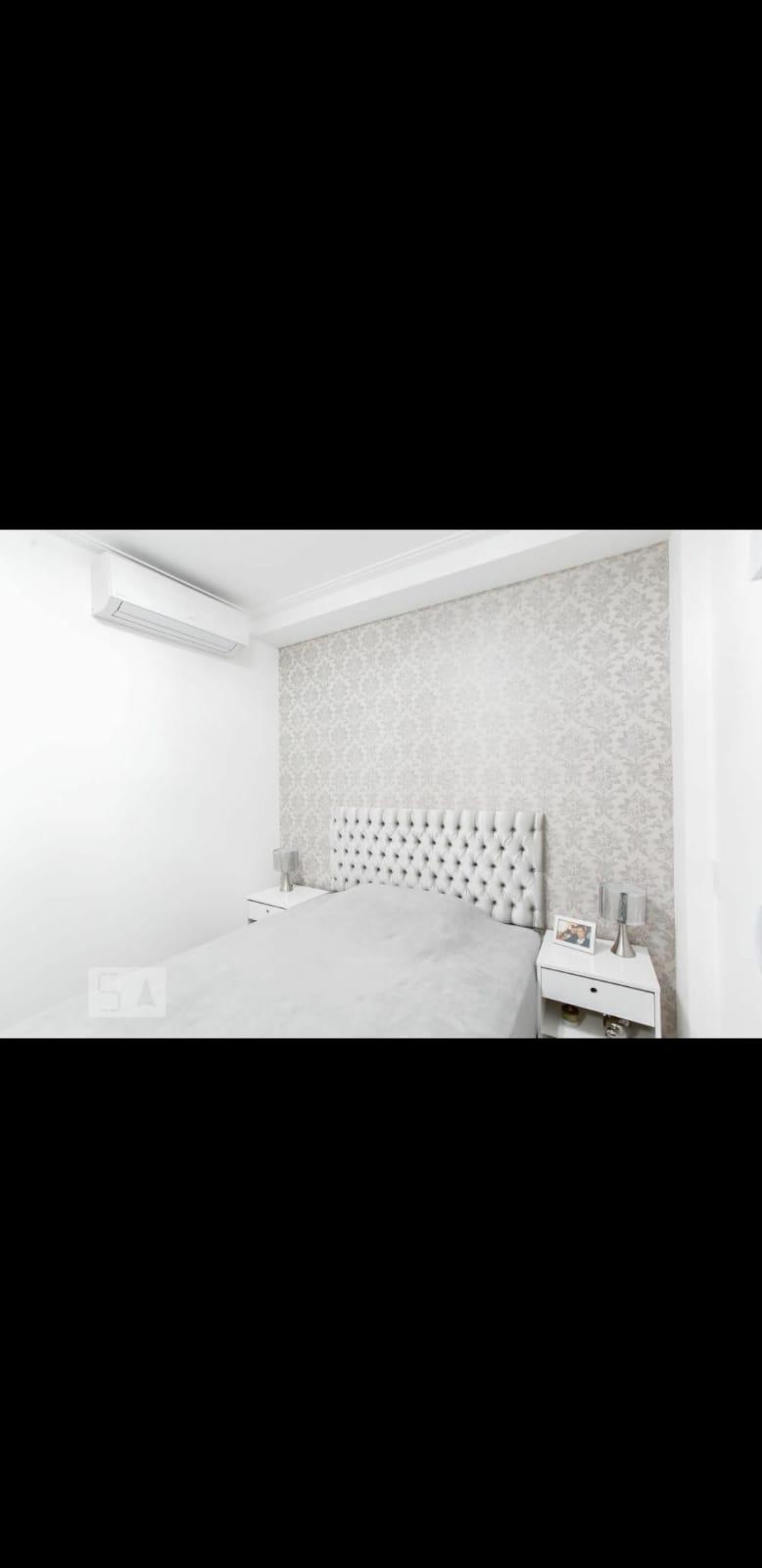 Jabaquara, Apartamento Padrão-Dormitório com piso de porcelanato, ar condicionado e armários planejados