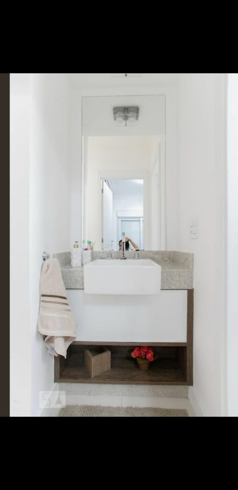 Jabaquara, Apartamento Padrão-Wc social com gabinete e box de vidro