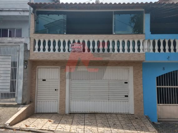 Casa para alugar, São Victor, Osasco