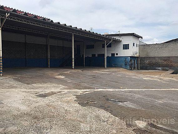 Galpão para alugar, Jardim São Vicente, São José dos Campos