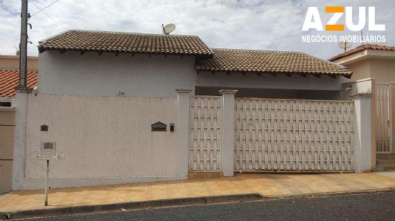Casa à venda, Jardim Portal dos Lagos, Votuporanga