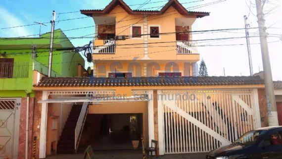 Casa à venda, Vila Rosália, Guarulhos