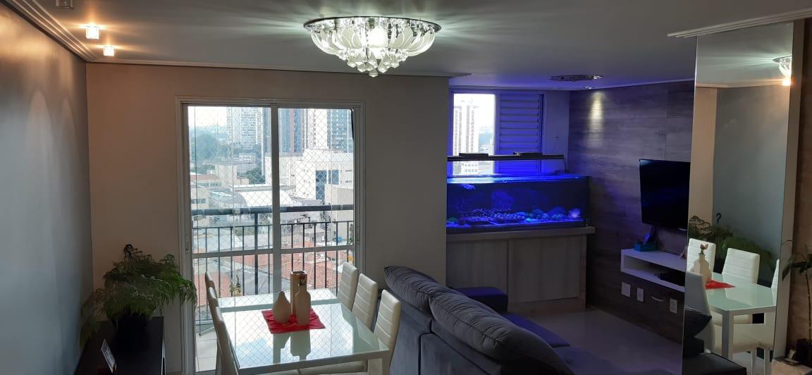 Apartamento à venda, Vila Pedro Moreira, Guarulhos