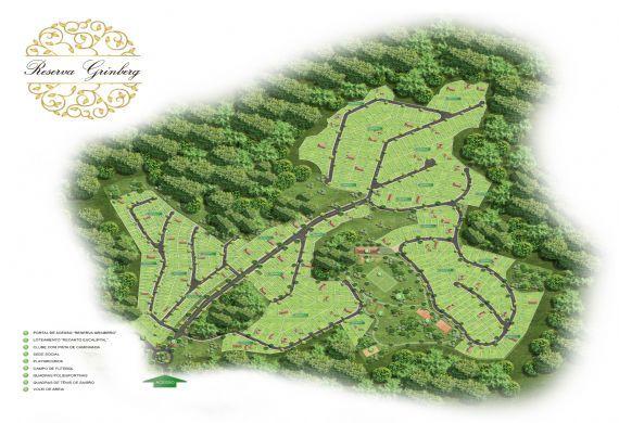 Terreno à venda, RESERVA GRINBERG,