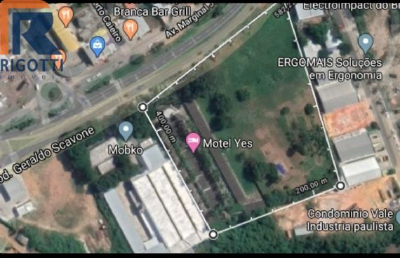 Terreno à venda, Rio Comprido, Jacarei