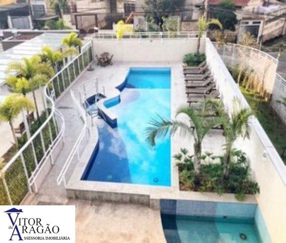 Apartamento à venda, Jardim Paraíso, São Paulo