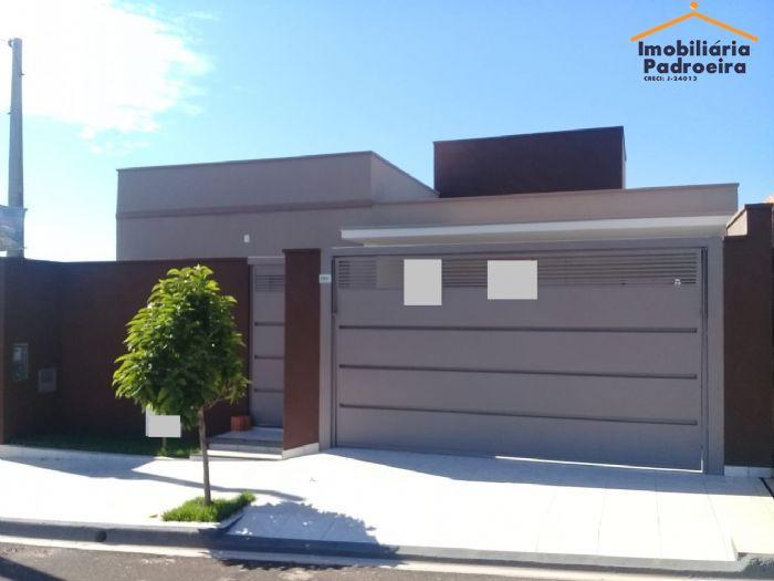 Casa à venda, Jardim Residencial Vilar, Votuporanga