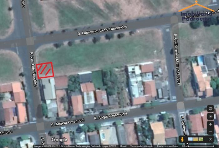 Terreno à venda, Jardim Residencial Vilar II, Votuporanga