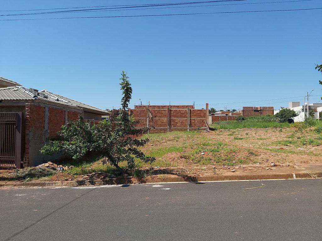Terreno à venda, Jardim Residencial Vilar,